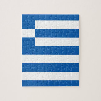Low Cost! Greece Flag Puzzle