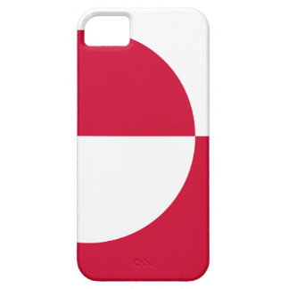 Low Cost! Greenland Flag Case For The iPhone 5