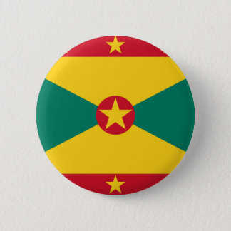 Low Cost! Grenada Flag 6 Cm Round Badge
