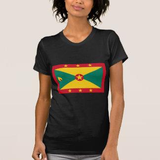 Low Cost! Grenada Flag T-Shirt
