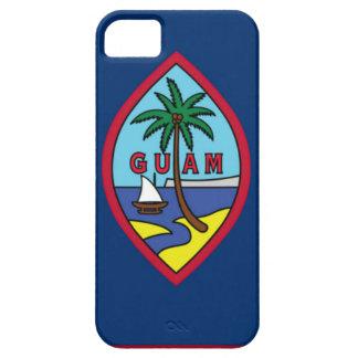 Low Cost! Guam Flag iPhone 5 Case