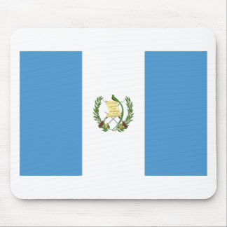 Low Cost! Guatemala Flag Mouse Pad