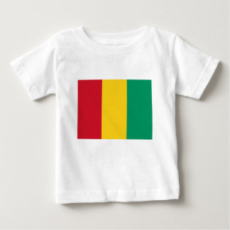 Low Cost! Guinea Flag Baby T-Shirt