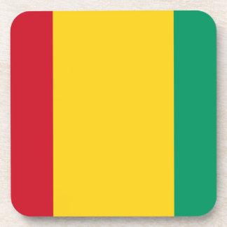 Low Cost! Guinea Flag Coaster