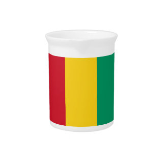 Low Cost! Guinea Flag Pitcher