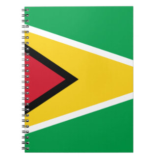 Low Cost! Guyana Flag Notebooks