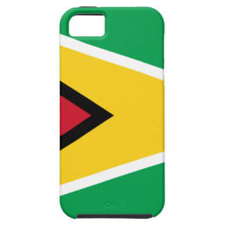 Low Cost! Guyana Flag Tough iPhone 5 Case