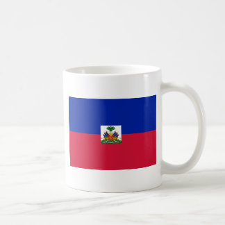 Low Cost! Haiti Flag Coffee Mug