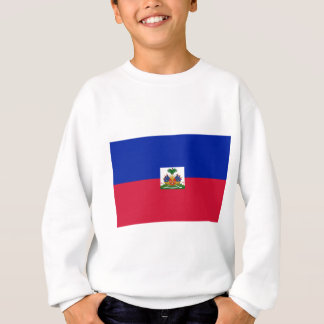 Low Cost! Haiti Flag Sweatshirt