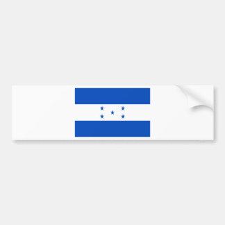 Low Cost! Honduras Flag Bumper Sticker