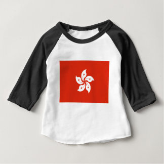 Low Cost! Hong Kong Flag Baby T-Shirt