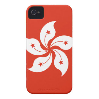 Low Cost! Hong Kong Flag iPhone 4 Cover