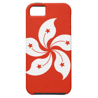 Low Cost! Hong Kong Flag iPhone 5 Cover