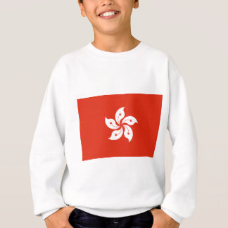 Low Cost! Hong Kong Flag Sweatshirt