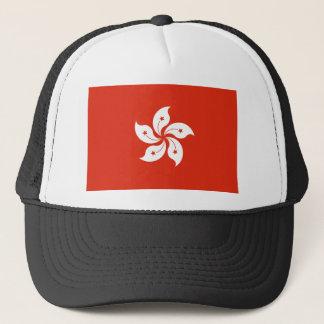 Low Cost! Hong Kong Flag Trucker Hat