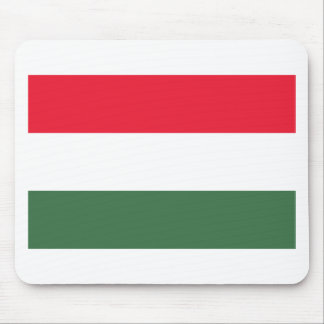 Low Cost! Hungary Flag Mouse Pad