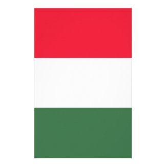 Low Cost! Hungary Flag Stationery