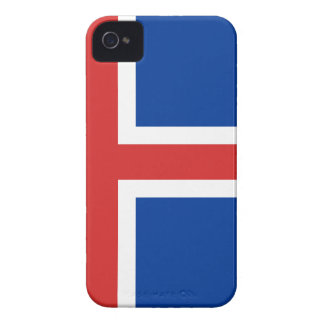 Low Cost! Iceland Flag Case-Mate iPhone 4 Case