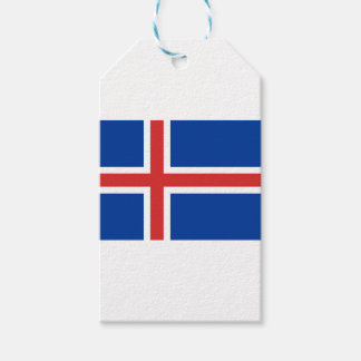 Low Cost! Iceland Flag Gift Tags