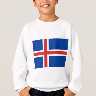 Low Cost! Iceland Flag Sweatshirt