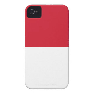 Low Cost! Indonesia Flag iPhone 4 Case-Mate Case