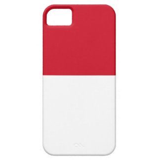 Low Cost! Indonesia Flag iPhone 5 Case