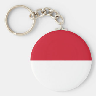 Low Cost! Indonesia Flag Key Ring
