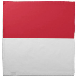 Low Cost! Indonesia Flag Napkin