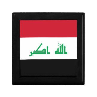 Low Cost! Iraq Flag Gift Box