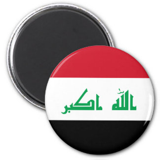 Low Cost! Iraq Flag Magnet