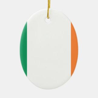 Low Cost! Ireland Flag Ceramic Ornament
