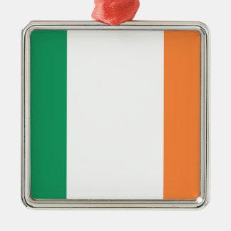 Low Cost! Ireland Flag Metal Ornament