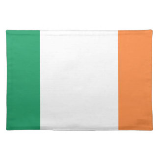 Low Cost! Ireland Flag Placemat