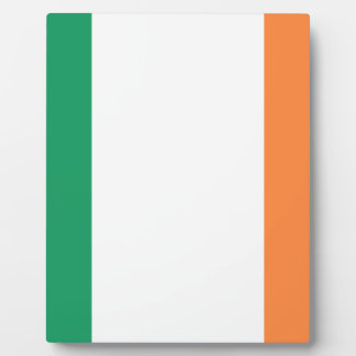 Low Cost! Ireland Flag Plaque