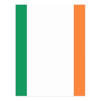 Low Cost! Ireland Flag Postcard