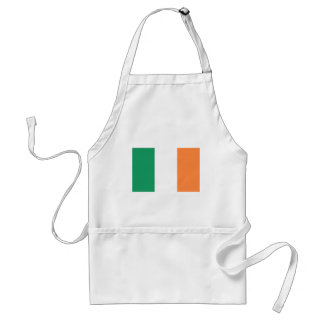 Low Cost! Ireland Flag Standard Apron