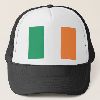 Low Cost! Ireland Flag Trucker Hat