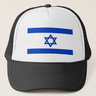 Low Cost! Israel Flag Trucker Hat