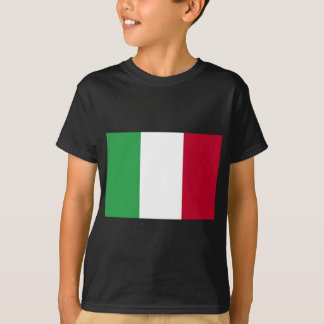 Low Cost! Italy Flag T-Shirt