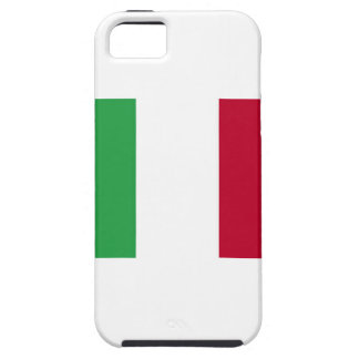 Low Cost! Italy Flag Tough iPhone 5 Case