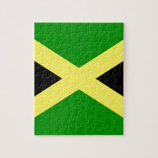 Low Cost! Jamaica Flag Jigsaw Puzzle