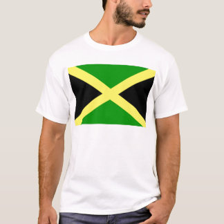Low Cost! Jamaica Flag T-Shirt