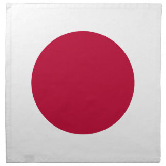 Low Cost! Japan Flag Napkin