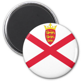 Low Cost! Jersey Flag Magnet