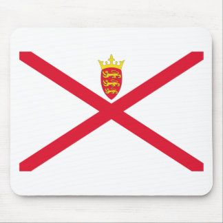 Low Cost! Jersey Flag Mouse Pad