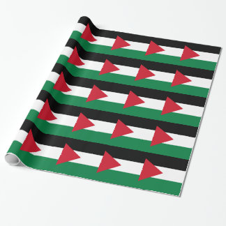 Low Cost! Jordan Flag Wrapping Paper