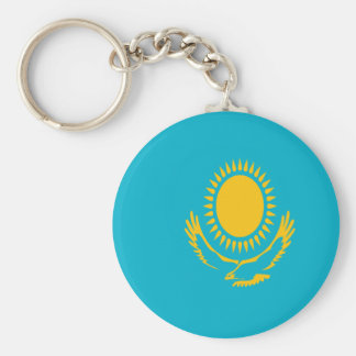 Low Cost! Kazakhstan Flag Key Ring
