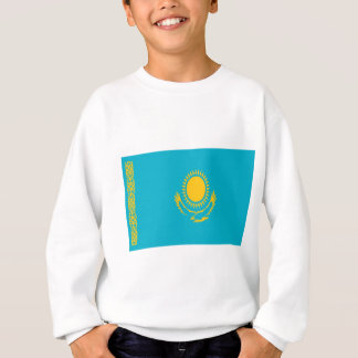 Low Cost! Kazakhstan Flag Sweatshirt