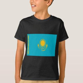 Low Cost! Kazakhstan Flag T-Shirt