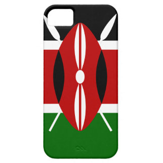 Low Cost! Kenya Flag Barely There iPhone 5 Case